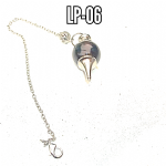 Smoky dowsing Quartz Pendulum..